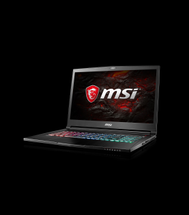 MSI GS73 7RE (GeForce GTX 1050 Ti, 4GB GDDR5)